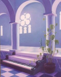 inrérieur d'église