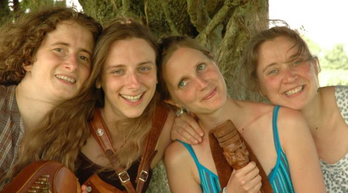 4 musiciennes